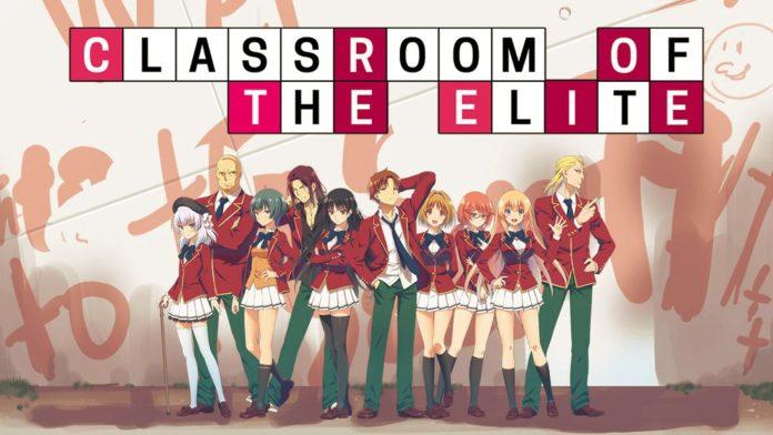 Classroom of The Elite Season 2